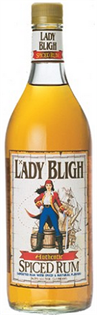Lady Bligh Rum Spiced 1.75l